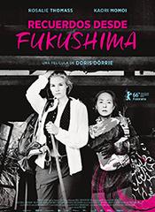 Recuerdos desde Fukushima - Cartel