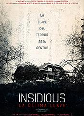 Insidious: La última llave - Cartel