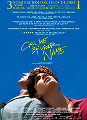 Call Me by Your Name - Cartel