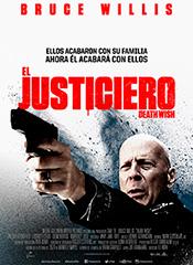 El justiciero - Cartel