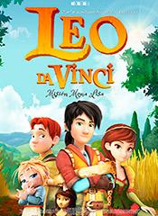 Leo Da Vinci: Misión Mona Lisa - Cartel
