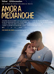 Amor a medianoche - Cartel