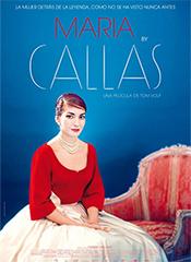 Maria by Callas - Cartel
