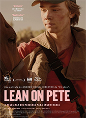 Lean on Pete - Cartel