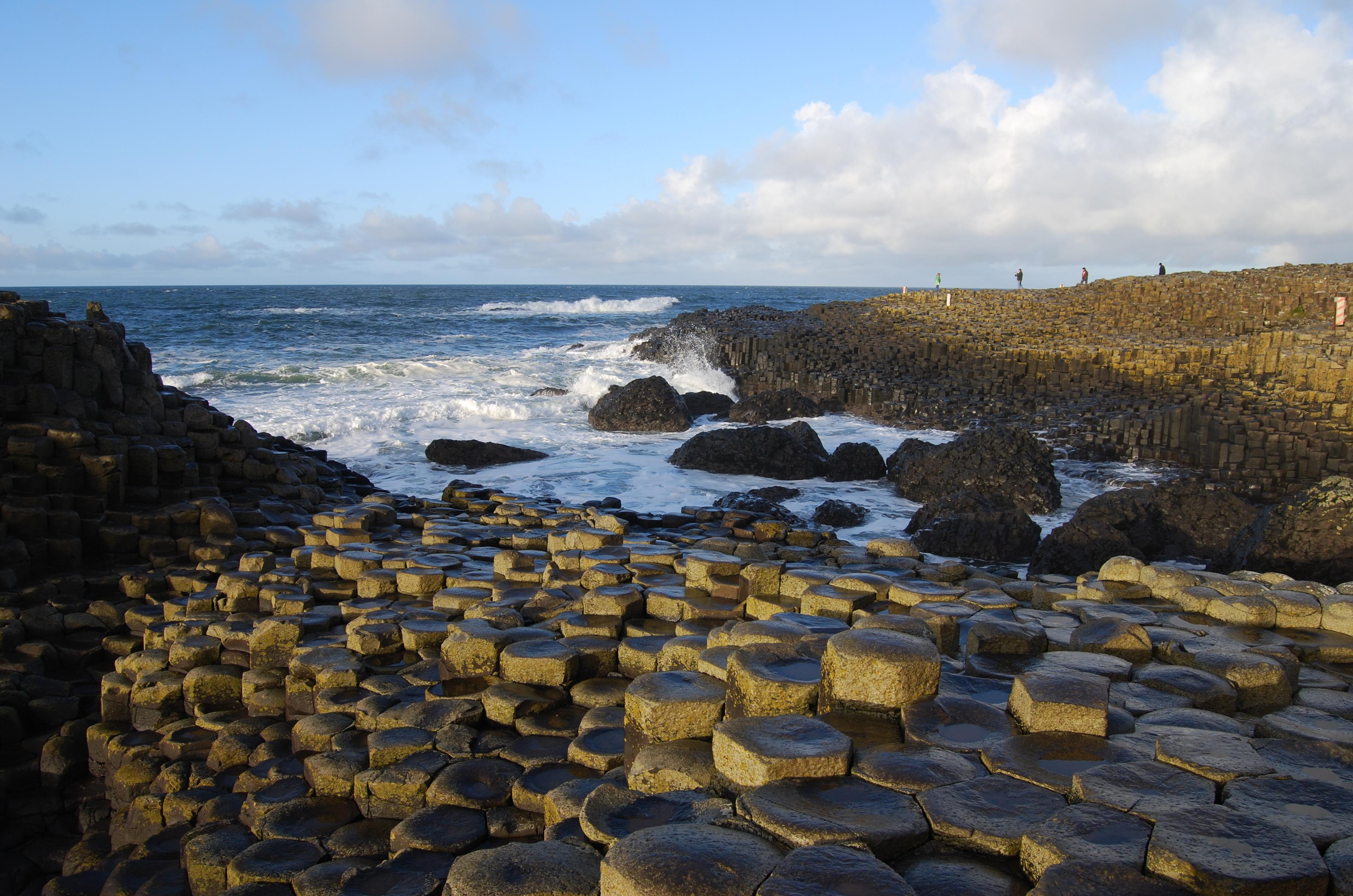 Ruta por el norte de Irlanda.