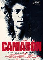 Camarón: Flamenco y Revolución - Cartel