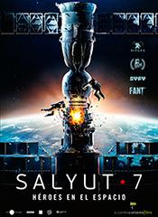 Salyut-7: Héroes en el espacio - Cartel