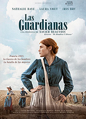 Las guardianas  - Cartel