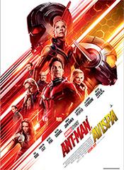 Ant-Man y la Avispa - Cartel
