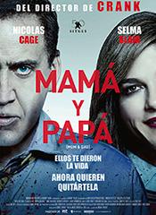 Mamá y papá - Cartel