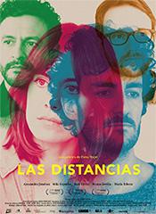 Las distancias - Cartel