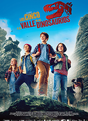 Los Cinco y el valle de los Dinosaurios
