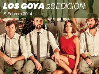 Especial Premios Goya 2014