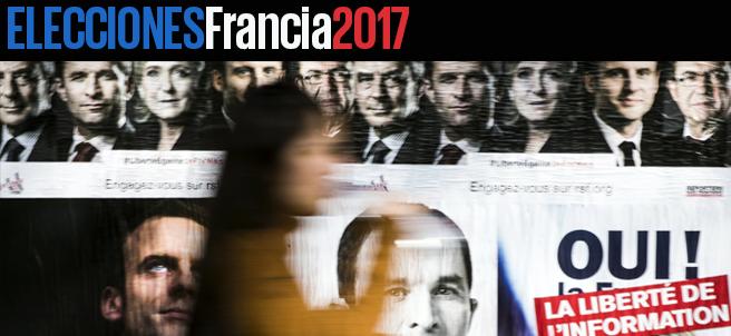 Elecciones en Francia 2017
