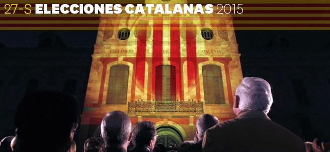 Especial Elecciones en Cataluña 2015