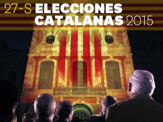 Elecciones en Cataluña 2015