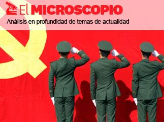 Especial El microscopio