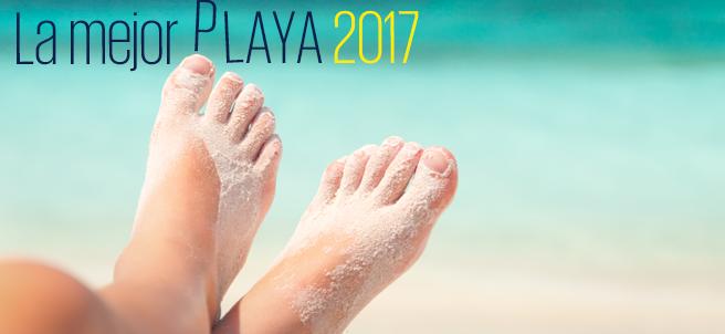 La mejor playa de España 2017