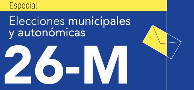 Elecciones Autonómicas y Municipales 2019