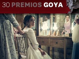 Especial Premios Goya 2016