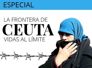 Especial La frontera de Ceuta: vidas al límite