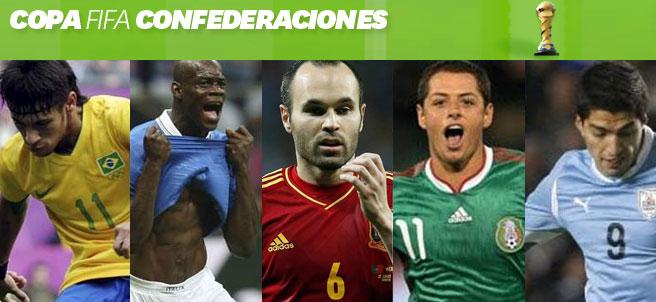 Especial Copa Confederaciones 2013