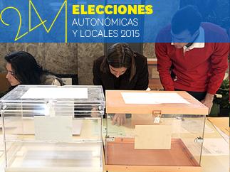 Elecciones auton�micas y municipales 2015