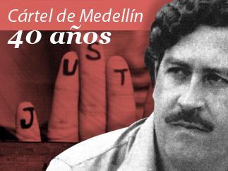 Especial Narcotráfico - Pablo Escobar