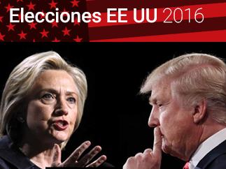 Especial Elecciones en EE UU