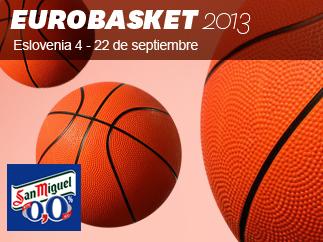 Especial Eurobasket de Eslovenia 2013