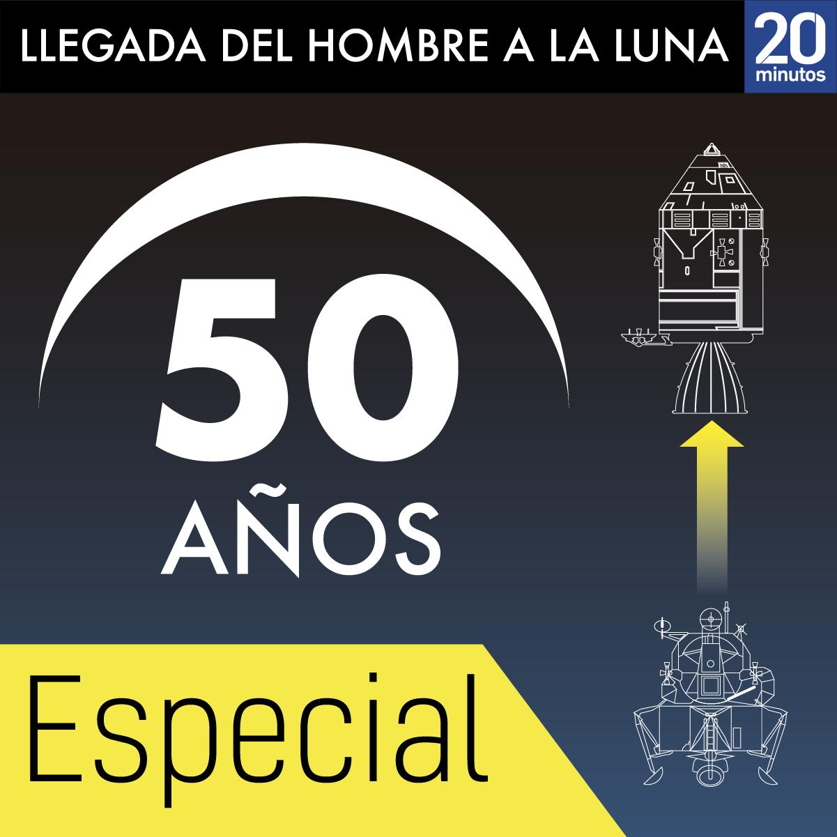 Especial 50 años de la llegada a la Luna