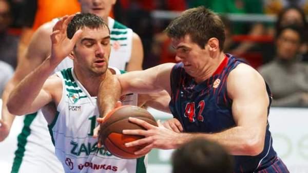 Stanko Barac y Mirza Begic