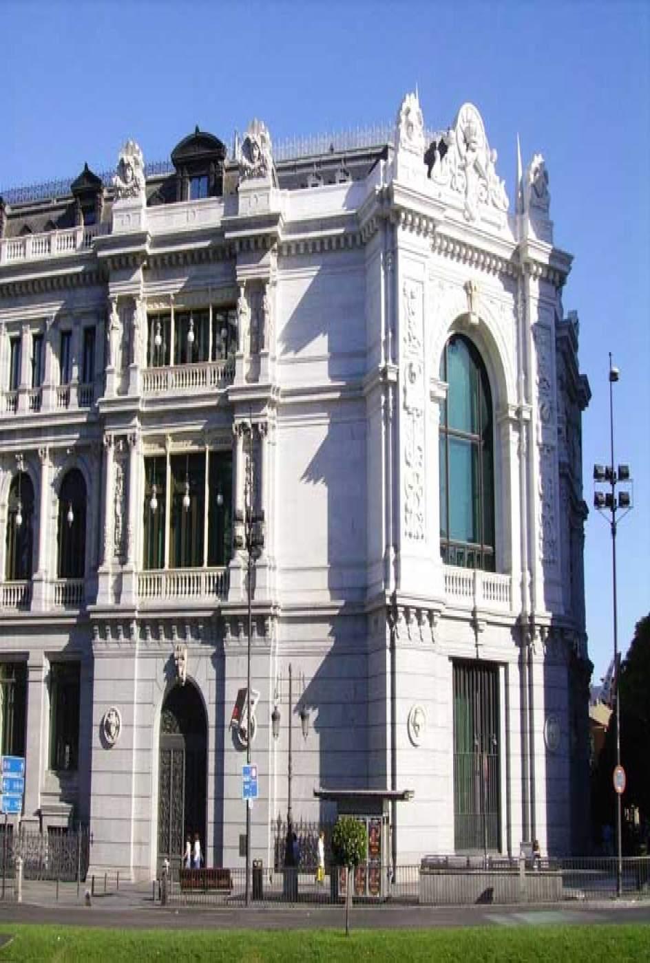 El banco de espa a cerrar siete de sus 22 sucursales en for Sucursales banco espana