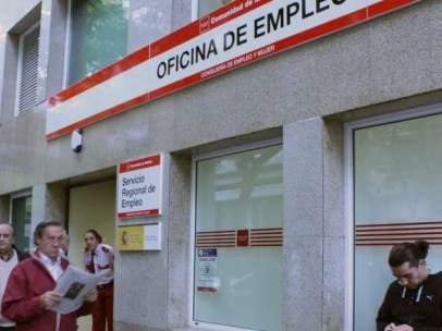 Una oficina del INEM