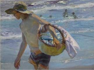 'El pescador', de Sorolla