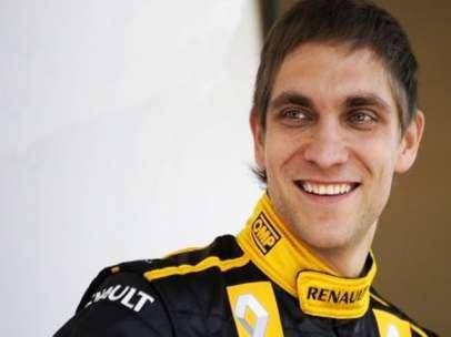 Vitaly Petrov, primer piloto ruso en el círculo de la Fórmula 1
