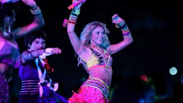 Shakira empieza hoy a agitar madrid y la semana que viene for Conciertos madrid hoy