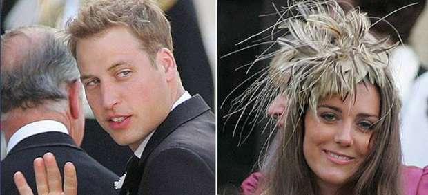 El pr�ncipe Guillermo de Inglaterra y Kate Middleton