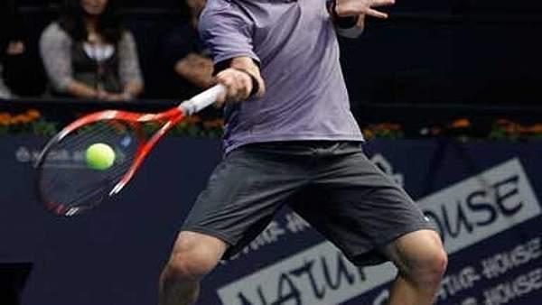Javier Martí, futuro del tenis español