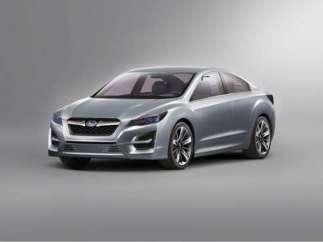 Subaru Impreza Concept.
