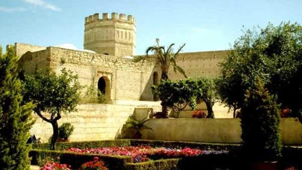 Jerez, Alcázar