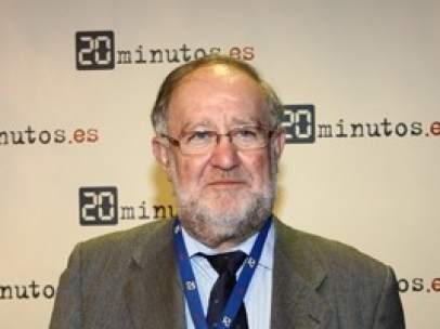 Fernando González Urbaneja, presidente de la Asociación de la Prensa de Madrid