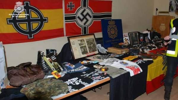 Material nazi