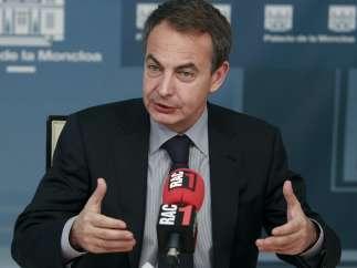 Zapatero es la clave para el futuro del euro, según The Economist