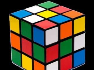 Cubo de Rubik.