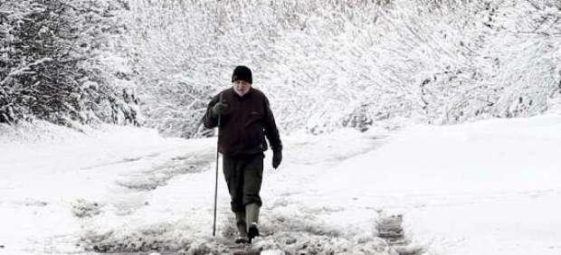 Activan el dispositivo invernal ante la alerta de nevadas (EFE)