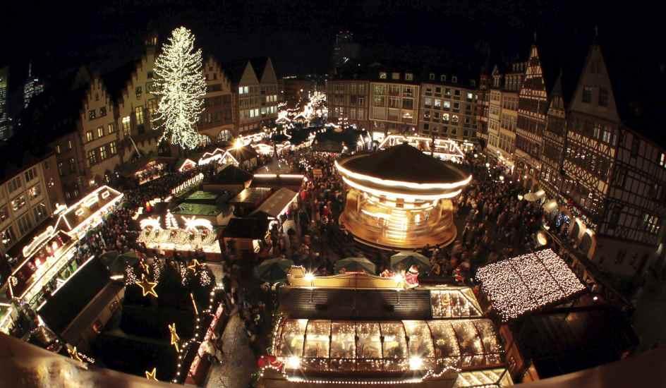 Praga innsbruck y nuremberg grandes mercadillos de navidad - Navidades en alemania ...