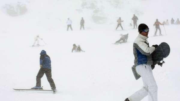 Tiempo de esquí