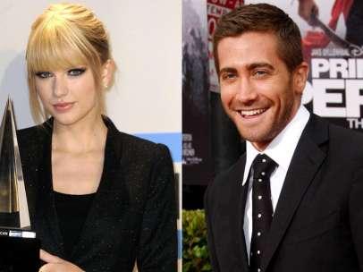 Taylor Swift y Jake Gyllenhaal
