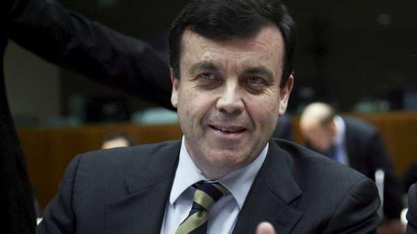 Los ministros de finanzas de la eurozona acuerdan el rescate a Irlanda